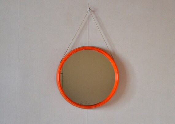 Banquette coussin d sign for Gros miroir rond