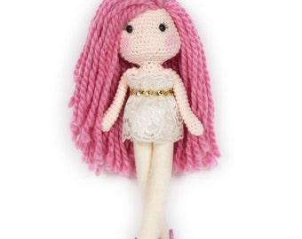 Ready to Ship Mini Lacey Dress Doll
