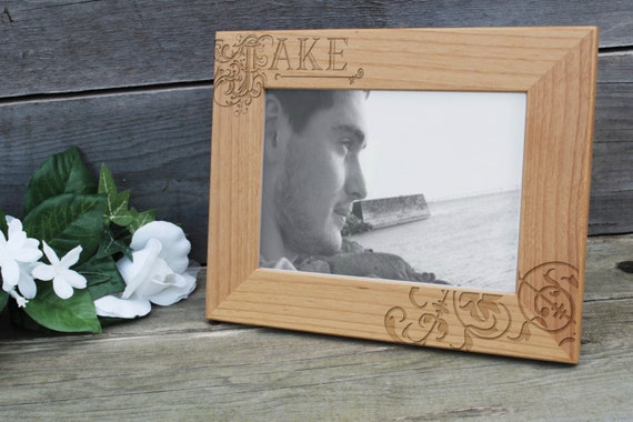 Personalized frame for him gifts for him birthday gift for Personalized gifts for boyfriend birthday