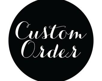 Custom photo banner