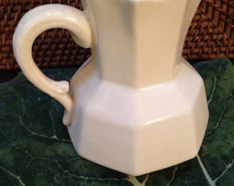 Lovely antique ironstone pitcher