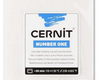 Bread Cernit Number One Opaque White 250g