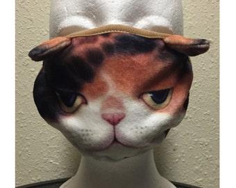 Cat mask/dust mask/mask/surgical mask/half mask/reusable mouth mask/ allergry mask /Cat pattern face mask/ Medical face mask