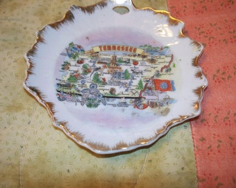 Vintage Tennessee Souvenir Tray
