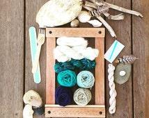 Weaving Loom Kit | Beginners Loom | Weaving Kit | DIY Kit | Craft Supply