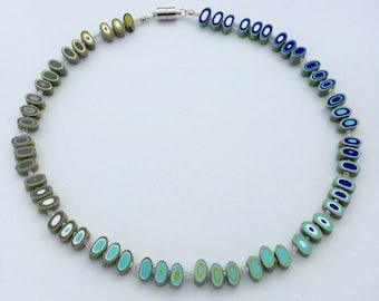 Artist Babu necklace, spring