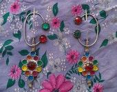 Morocco Maroc Antique berber  vintage Fibulae fibules ethnic tribal jewelry