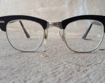 Vintage Reading/Safety Eye Glasses Retro Look