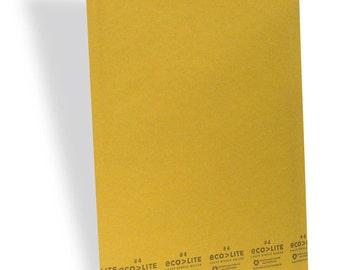 9.5x14.5 #4  ECOLITE Kraft Bubble Mailers - Padded Envelopes - Bags - Self-Sealing
