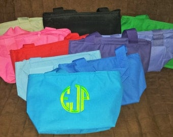 Personalized insulated bag