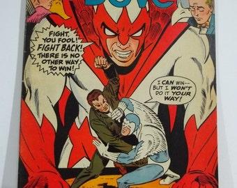 Hawk and Dove 2 ; Silver Age DC Comic Book