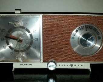General electric solid state radio