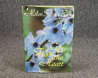 Gifts From The Heart By Helen Steiner Rice C. 1981