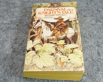 Parsival Or A Knight's Tale By Richard Monaco C. 1977.