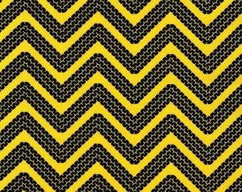 Cone Zone tires fabric by Robert Kaufman