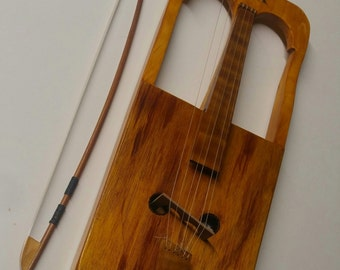 Welsh Crwth (krooth)