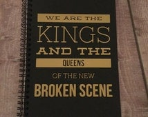 5SOS 5 Seconds of Summer | She's Kinda Hot Notebook