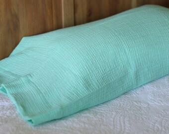 Muslin, Double Gauze Cotton Pillowcase