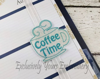 Coffee Time Planner Band