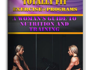 Women's health and fitness eBook - Slim Strong and Totally Fit Exercise Programs
