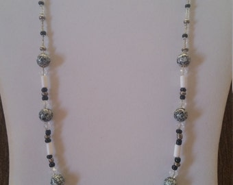Marled Necklace