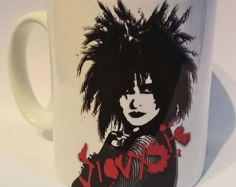 SIOUXIE by BRIAN C-S Free P&P UK