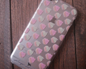 Cupcakes iPhone 6 & 6s slim case