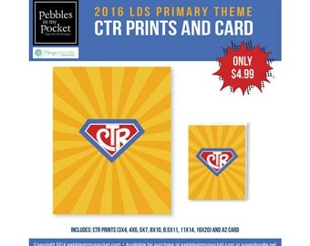 Primary 2016 CTR Prints/Card - BB