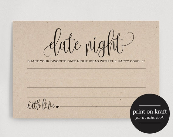 date night gift certificate templates date night cards date night ideas date jar by
