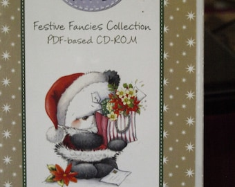 Party Paws Festive Fancies Collection CD Ro