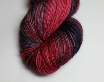 Queen of Hearts Kettle Dyed Yarn