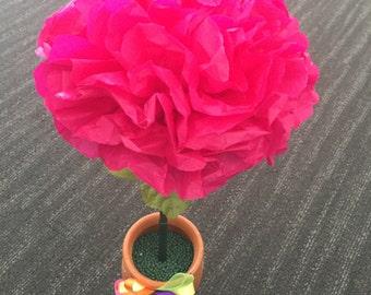 Flower Pens & Vase