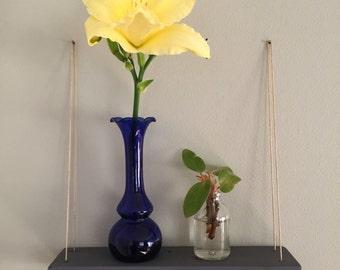 """9 3/8"""" Old Violet Shelf"""