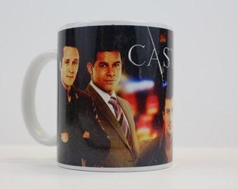 Castle Ceramic Coffee Mug