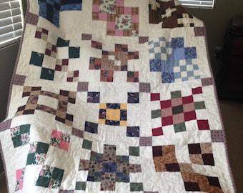 Flannel Sampler Quilt