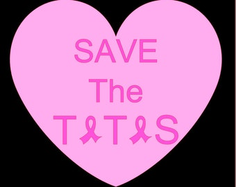 Save the TaTas Breast Cancer Awareness