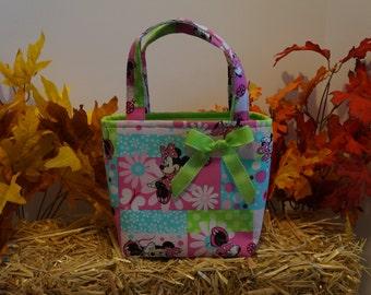 "Adorable ""Minnie Mouse"" little girls purse"