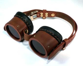 "Steampunk Goggles ""SimpleG-02"""
