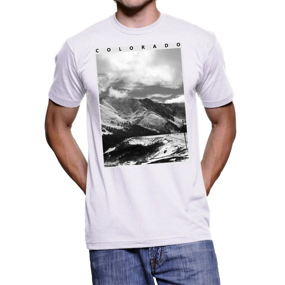 men 39 s continental divide t shirt loveland pass i 70