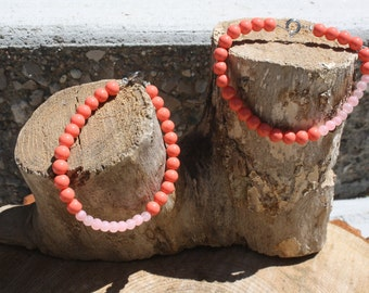 Handmade Color Block Bracelet
