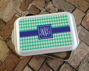 Design Your Own Cake Pan : Items similar to Personalized Casserole Dish Cake Pan on Etsy