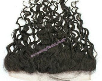 100% Human Hair,Deep Wave,Virgin Hair,Weft Hair,Bundles,lace Closure,Silk base,Free Part,Middle Part,Three Part,Natural Look