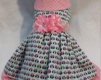 Owl Dog Dress