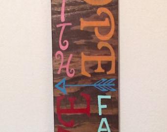 4 foot Decorative signs