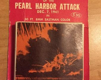 Pearl Harbor Attack 8MM Movie