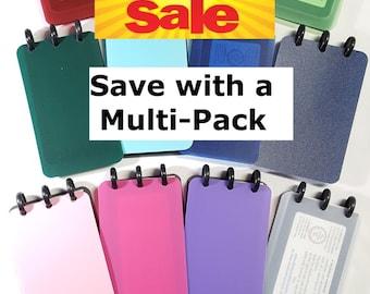 Pocket Notebook MULTI-PACKS