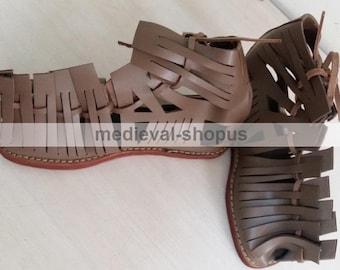roman sandals shoes sandal for roman legionnaires caligae leather sandals