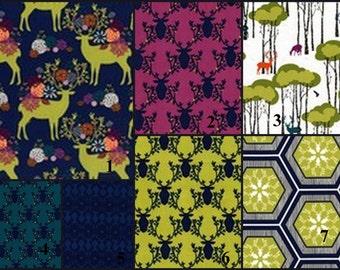 Custom Nursery Fabric Choices Emily Herrick Rustique
