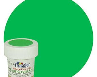 TruColor Airbrush Shine colors 1 LARGE jar Natural food