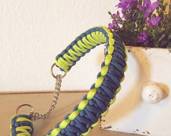 Paracord collar double to 55 cm